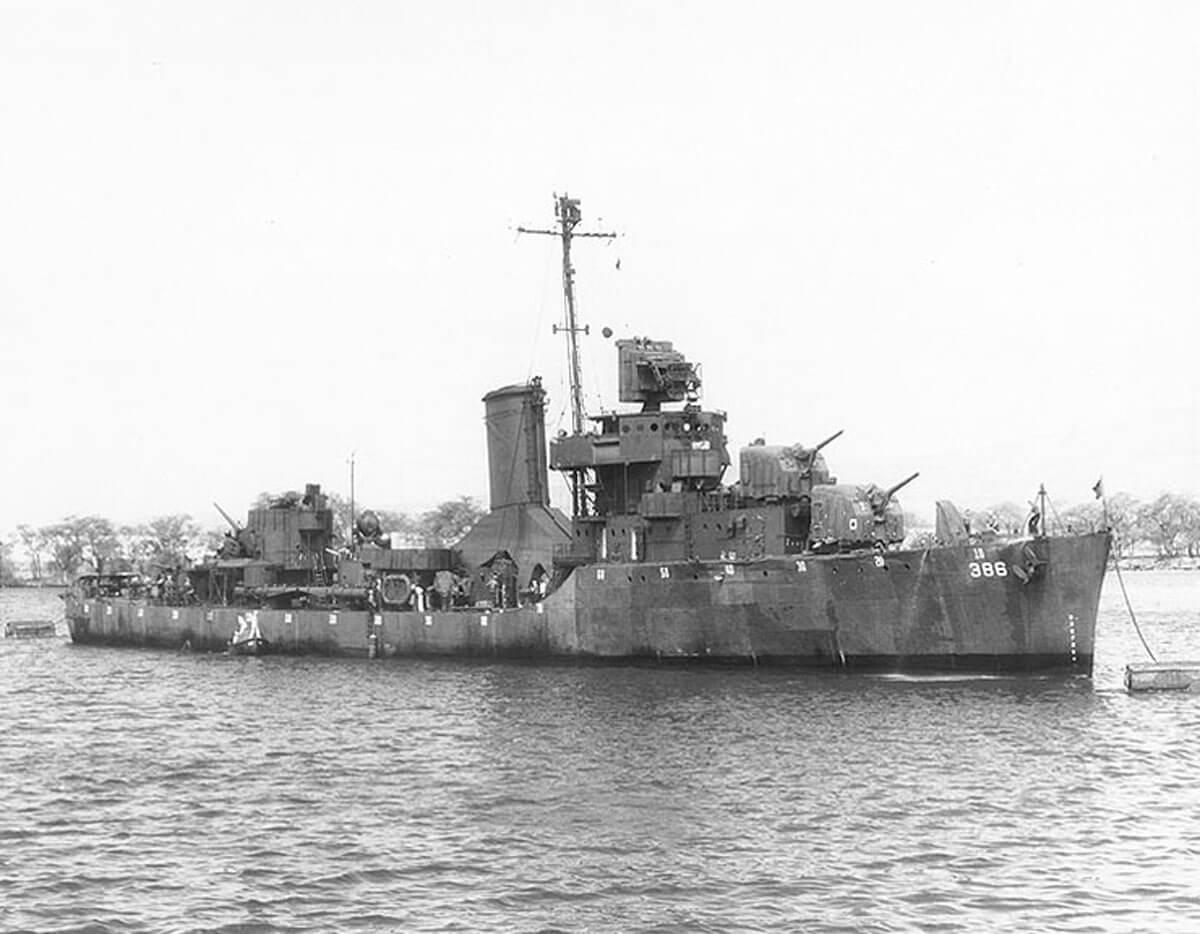 USS-Bagley-(DD-386)
