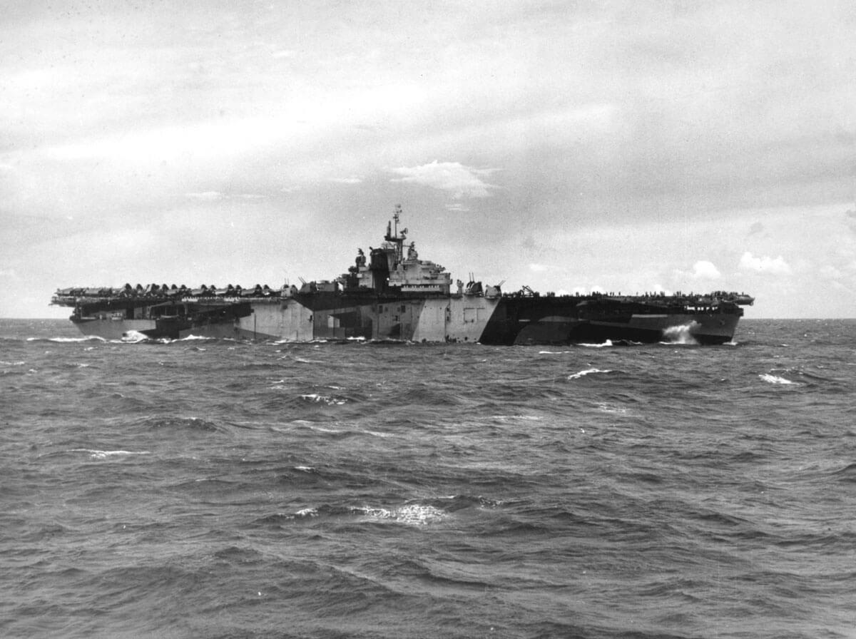 USS_Franklin_(CV-13)